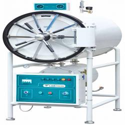 Horizontal Laboratory Autoclave LHA-B12