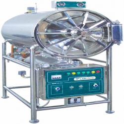 Horizontal Laboratory Autoclave LHA-G11