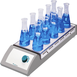Multi-position Hot Plate Magnetic Stirrer LMMS-A20