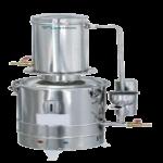 Stainless Steel Water Distillers