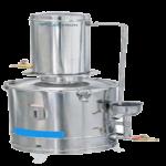Water Distillers : Stainless Steel Water Distiller LSWD-A11